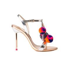 Sandales à Pompoms - Sophia Webster