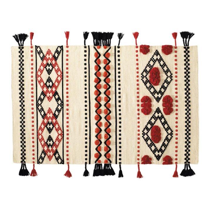 Un tapis ethnique quand tu ne peux pas voir le Maroc – TEEPS